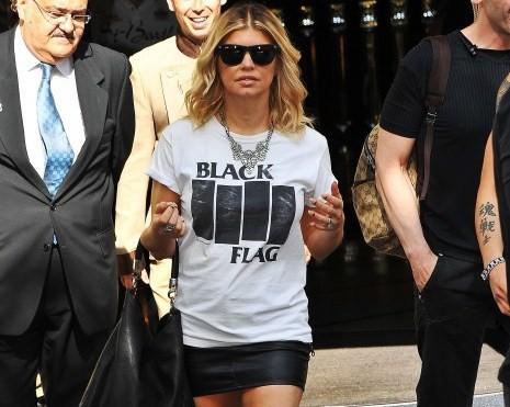 black flag fergie black eyed peas liverpool