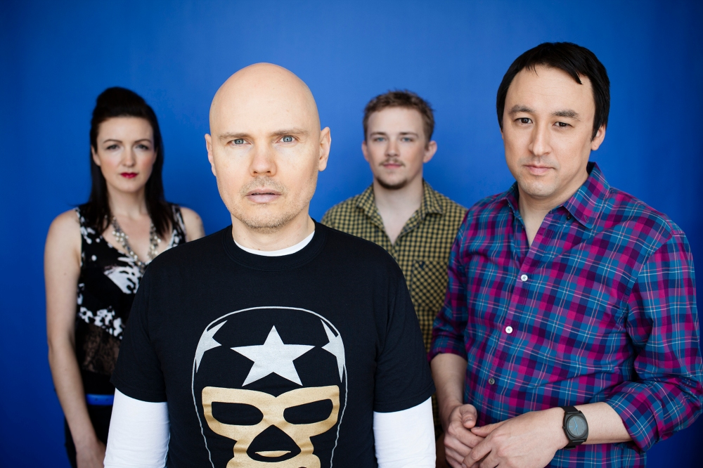 Smashing Pumpkins Official Site