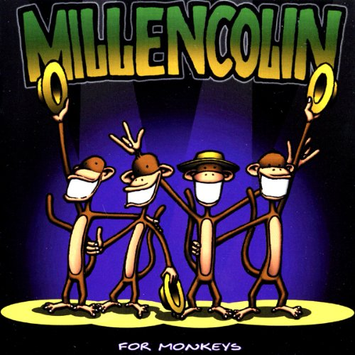 Millencolin - Four Monkeys (1998)