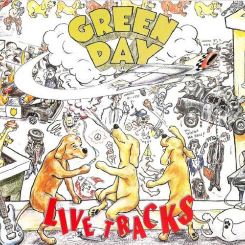 Green Day  'Live Tracks' (1994)