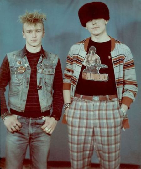 Soviet punk 3