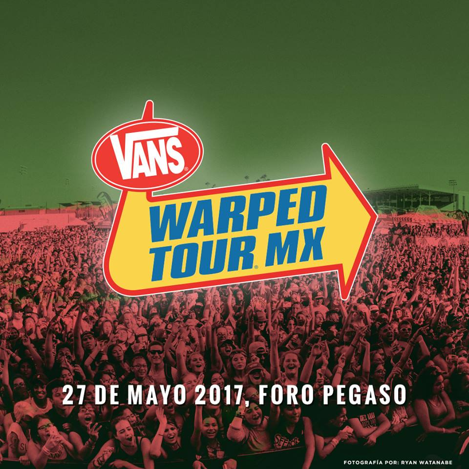 warped tour mexico