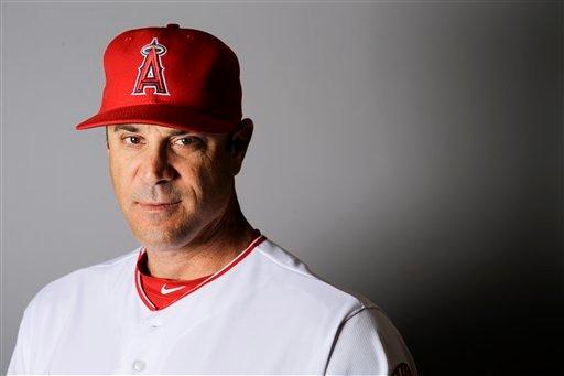 Angels 2016 Baseball